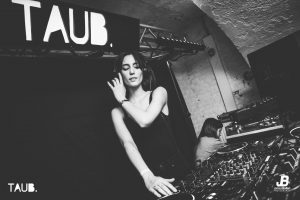 Amelie Lens at Taub